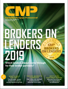 2019 Canadian Mortgage Professional September issue (available for immediate download)