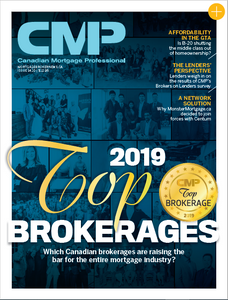 2019 Canadian Mortgage Professional October issue (available for immediate download)
