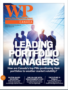 2019 Wealth Professional September issue (available for immediate download)