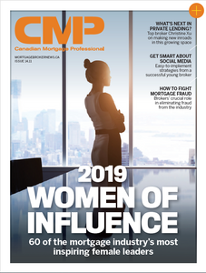 2019 Canadian Mortgage Professional November issue (available for immediate download)