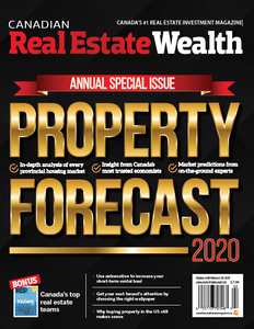 2020 Canadian Real Estate Wealth January/February issue (available for immediate download)