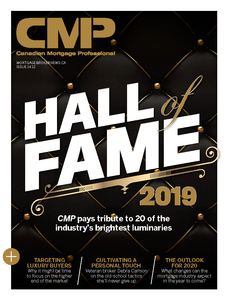 2019 Canadian Mortgage Professional December issue (available for immediate download)