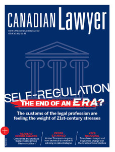 2019 Canadian Lawyer 43.10 (available for immediate download)
