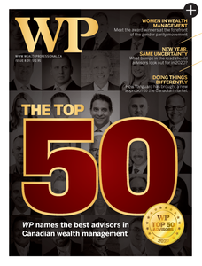 2020 Wealth Professional January issue (available for immediate download)