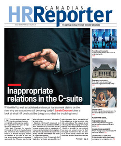 2020 Canadian HR Reporter 33.01 (available for immediate download)