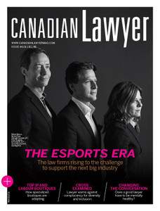 2020 Canadian Lawyer 44.01 (available for immediate download)
