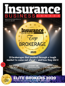 2020 Insurance Business 8.01 issue (available for immediate download)