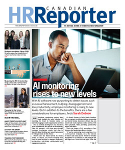 2020 Canadian HR Reporter 33.02 (available for immediate download)