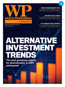 2020 Wealth Professional March issue (available for immediate download)