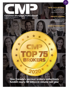 2020 Canadian Mortgage Professional March issue (available for immediate download)