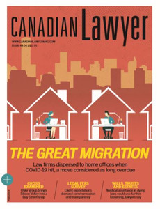 2020 Canadian Lawyer 44.04 (available for immediate download)