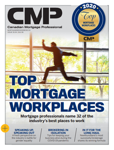 2020 Canadian Mortgage Professional April issue (available for immediate download)