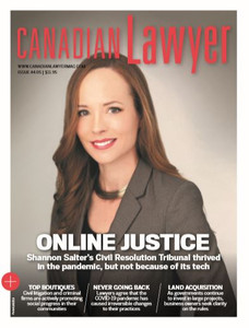 2020 Canadian Lawyer 44.05 (available for immediate download)