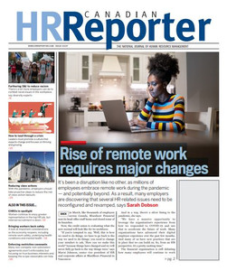 2020 Canadian HR Reporter 33.07 (available for immediate download)
