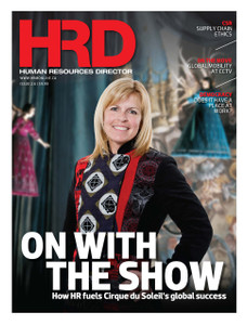 2014 Human Resources Director November issue (available for immediate download)