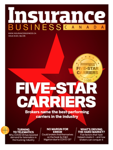 2020 Insurance Business 8.04 issue (available for immediate download)