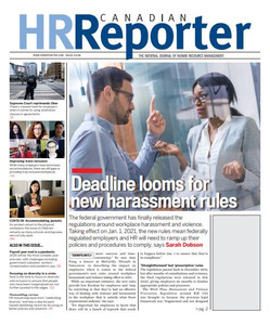2020 Canadian HR Reporter 33.08 (available for immediate download)