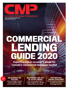 2020 Canadian Mortgage Professional August issue (available for immediate download)