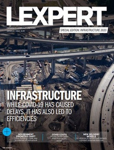 2020 Lexpert Special Edition on Infrastructure (available for immediate download)