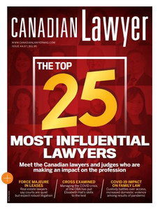 2020 Canadian Lawyer 44.07 (available for immediate download)