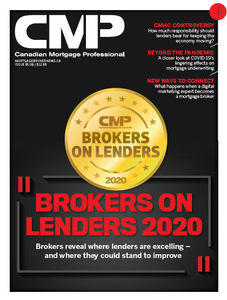 2020 Canadian Mortgage Professional September issue (available for immediate download)