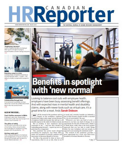 2020 Canadian HR Reporter 33.10 (available for immediate download)