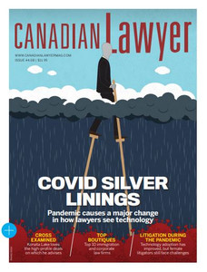 2020 Canadian Lawyer 44.08 (available for immediate download)
