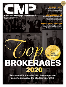 2020 Canadian Mortgage Professional October issue (available for immediate download)