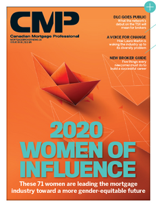2020 Canadian Mortgage Professional November issue (available for immediate download)