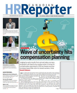 2020 Canadian HR Reporter 33.11 (available for immediate download)