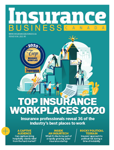 2020 Insurance Business 8.06 issue (available for immediate download)
