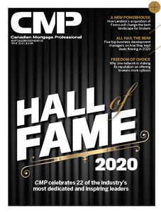 2020 Canadian Mortgage Professional December issue (available for immediate download)