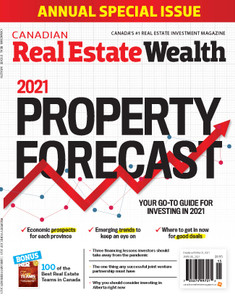 2020 Canadian Real Estate Wealth Jan/Feb issue (available for immediate download)