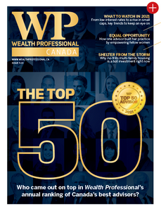 2021 Wealth Professional January issue (available for immediate download)