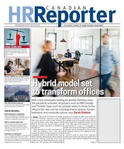2021 Canadian HR Reporter 34.01 (available for immediate download)