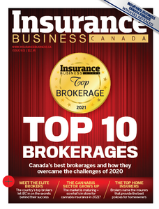 2021 Insurance Business 9.01 issue (available for immediate download)