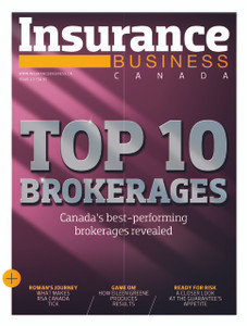 2014 Insurance Business May issue (available for immediate download)
