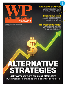 2021 Wealth Professional March issue (available for immediate download)