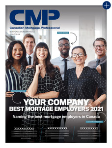 CMP Best Mortgage Employers in Canada 2021 PR package