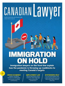 2021 Canadian Lawyer 45.03 (available for immediate download)