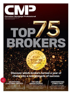 2021 Canadian Mortgage Professional March issue (available for immediate download)