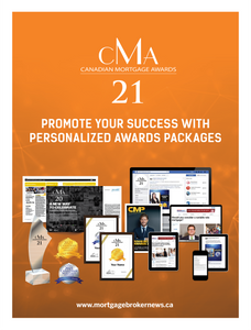 Canadian Mortgage Awards 2021 - Promo Package