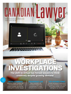 2021 Canadian Lawyer 45.04 (available for immediate download)