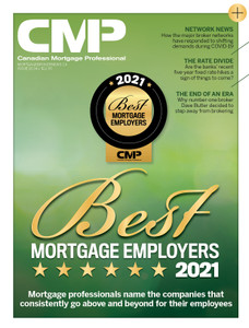 2021 Canadian Mortgage Professional April issue (available for immediate download)