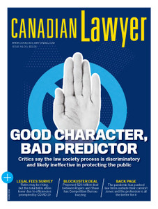 2021 Canadian Lawyer 45.05 (available for immediate download)