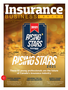 2021 Insurance Business 9.03 issue (available for immediate download)