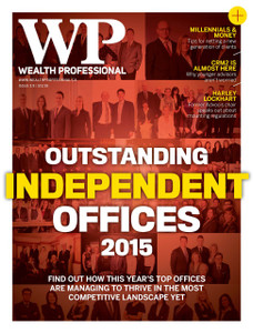 2015 Wealth Professional October issue (available for immediate download)