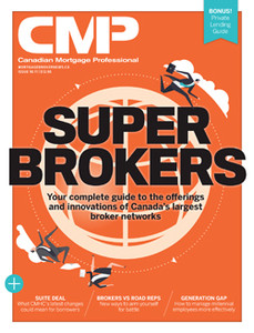2015 Canadian Mortgage Professional November issue (available for immediate download)