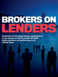 CMP Brokers on Lenders (available for immediate download)