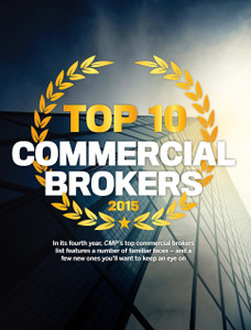 CMP Top 10 Commercial Brokers (available for immediate download)